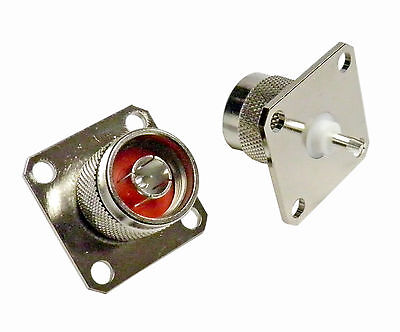 Bird 4240-063 Style N Male Quick Change Connector for Bird 43 and Bird 4304A