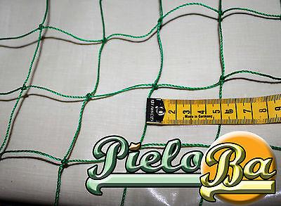 Ballnetz Ballfangnetz Netz 3 m x 2  m  grün  Maschenweite 5 cm