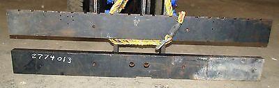 2774013 Clark Forklift Upright Mast Carriage Weld Class 2 Ii New 61x16