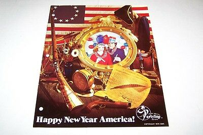 Vintage Catalog #433 - 1975 PARTYLINE party hat supplies catalog](Party Supplies Catalog)