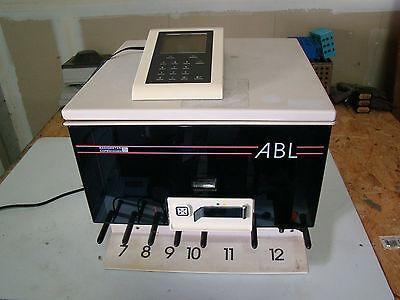 087 Radiometer Copenhagen Medical Lab Blood Gas Analyzer Abl