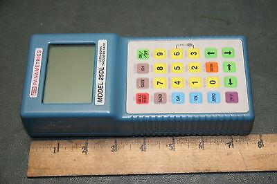 Panametrics Handheld Ultrasonic Thickness Gage 25dl