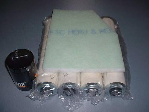 Filter Kit for Busch R5 RAO Model 255  Vacuum Pump