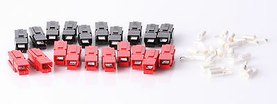 Sermos Connectors Anderson Powerpole 30 Amp Power Pole 10 Pairs
