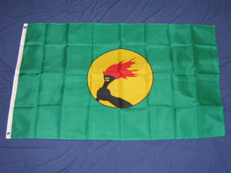 3X5 ZAIRE FLAG CONGO FLAGS NATIONAL BANNER SIGN F777