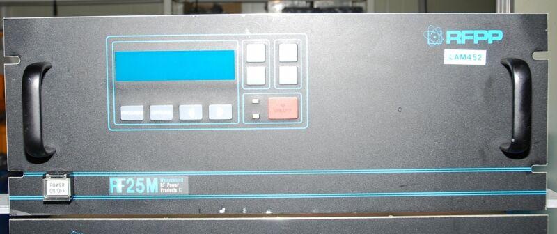 Ae Advanced Energy Rfpp Rf20m  2.5kw Rf Generator