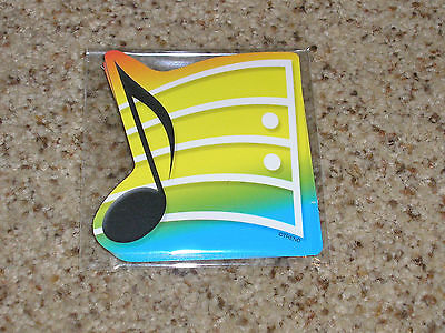 (Teacher Resource: 12 Music Mini Bulletin Board Accents/ Cut-outs   - 3