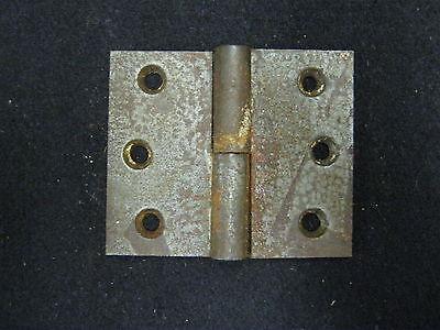 Door Left Hinge Cabinet (Antique Lift Off Gravity LEFT Hinge Cabinet Door 3x3.5