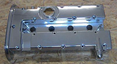 Ventildeckel CHROM Opel C20XE C20LET 16V DOHC Calibra Vectra hochglanzverdichtet gebraucht kaufen  Hessisch Oldendorf