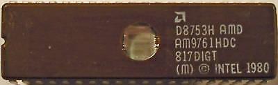 Amd D8753h Microcontroller
