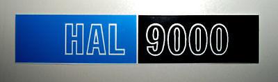 HAL 9000 Faceplate Sticker