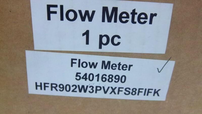 PARKER REGULATOR FLOW METER 54016890 HFR902W3PVXFS8FIFK NEW HFR902W3PVXFS8FIFK