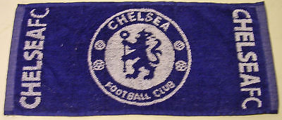 Chelsea FC Cotton Bar Towel (pp)