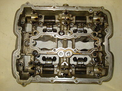 75 <em>YAMAHA</em> TX 500 TX500 XS500 XS   ROCKER BOX ASSEMBLY