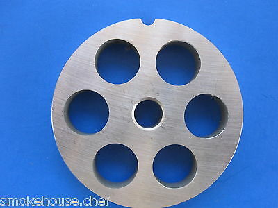 12 12 Mm Replacement Plate For Smokehouse Chef Meat Grinder For Kitchenaid