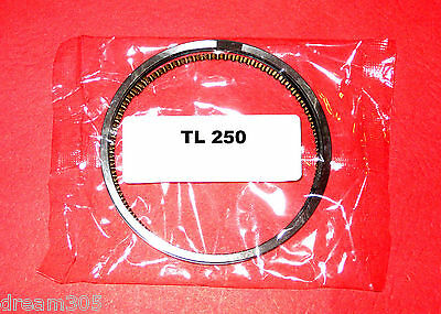 Honda TL250 Piston Ring Set! STD. Standard Size 1976 1976 Trials Motorcycle  for sale  Canada