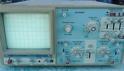 Bk Precision Model 1541b Oscilloscope 40mhz