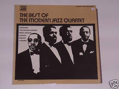 MODERN JAZZ QUARTET -The Best Of- LP  Atlantic