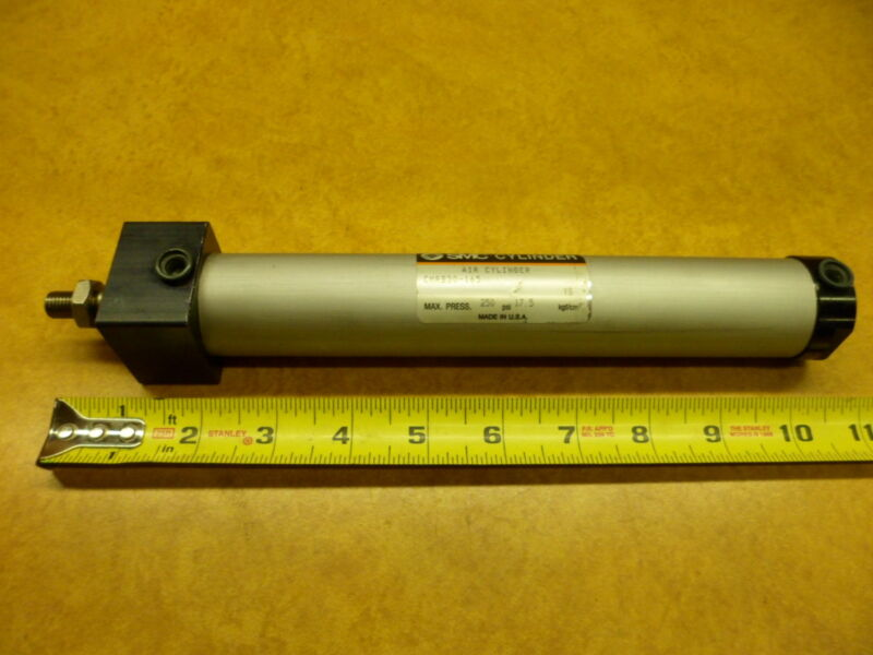 SMC PNEUMATIC AIR CYLINDER  CMRB30-165   250PSI