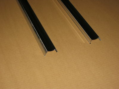 68 69 70 71 72 El Camino Bed Rails Pair With Clips
