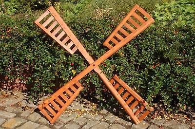 * Flügel 80cm Windmühle Windrad Mühlenrad Ersatzflügel