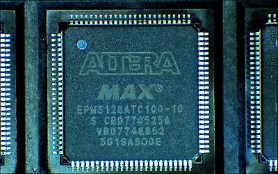 Altera Max 3000a Epm3128atc100-10 3.3v Cpld