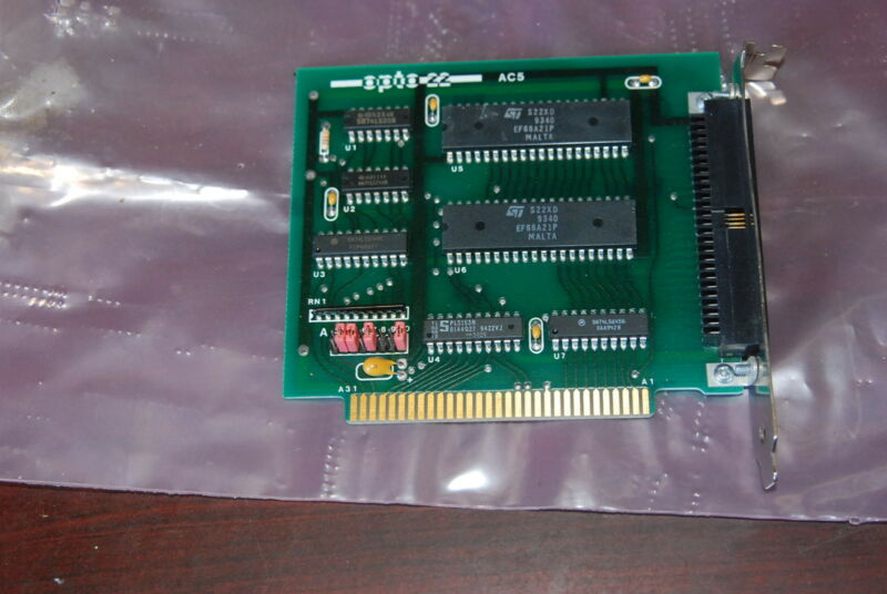 Opto 22, AC5, 001784A, Card,   New No Box