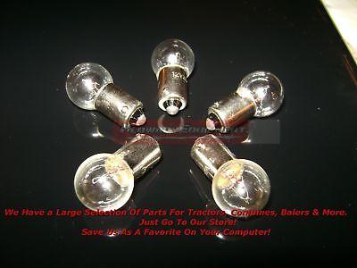Tach Gauge Cluster Light Bulbs For Ih Farmall 766 1066 1466 1026 756 1566 2400