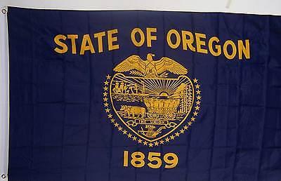 OREGON BIG 2x3ft STATE INDOOR OUTDOOR FLAG better quality usa seller