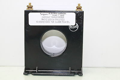 Simpson 37023 Electric Current Transformer Transducer Amperage Measuring 300:5A