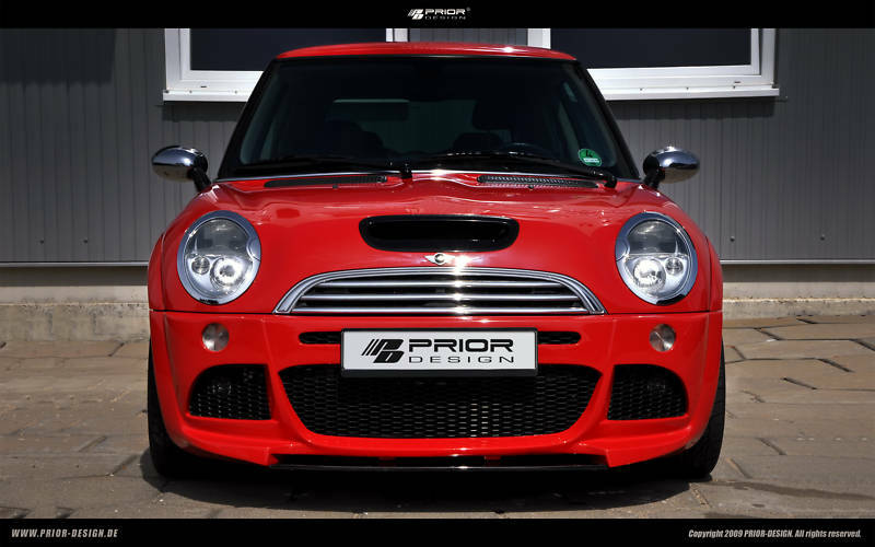 Mini Cooper 01-06 R53 R52 R50 Body Kit, Bodykit Rear+front Bumper, Lip Diffuser