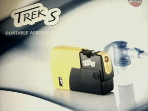 Pari Trek S Nebulizer    Portable Neb  - Use in home or car    MPN 47F45