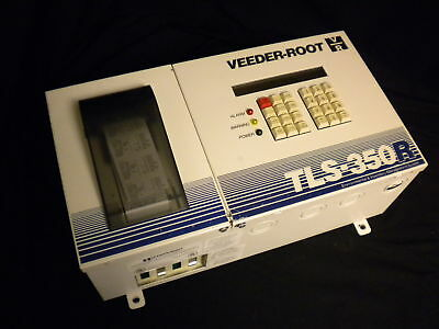 Rebuilt Veeder-root Gilbarco Tls-350 Tls-350r Console With 4-input Probe Module