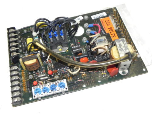 GENERAL ELECTRIC 193X643ADG222 CONTROLLER BOARD 193X643ADG (REPAIRED)