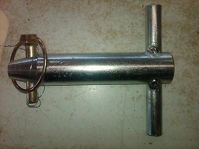 Takeuchi Quick Coupler Pin Bqc12501 - Oem - New