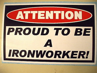 Funny Iron Worker Tool Box Toolbox Welding Metal Mig Tig Sticker Decal Proud 363