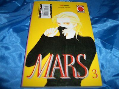 MARS #  3  /  Planet  Manga  /  Dt. Ausgabe / Panini Comics / 2002  / KULT