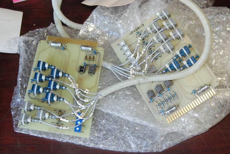 RPC Industries, PCT Broadbeam C9151 Deck Optical Link Repaired