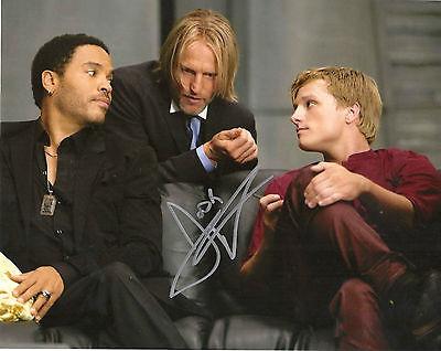 Josh Hutcherson Hunger Games Peeta Signed 8X10 Picture 1