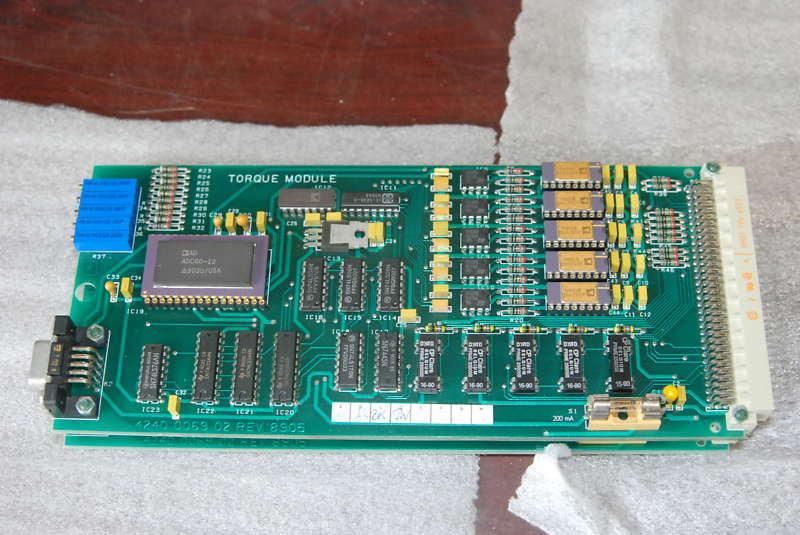 Atlas Copco 4240 0069 02  compact MACS  Torque module