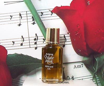 Aviance Night Musk Perfume Oil 0.25 fl. oz. / 7.5ml. by Prince Matchabelli