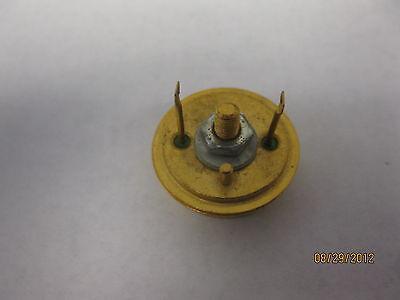 Vintage H 2n2338 Power Transistor Old Gold