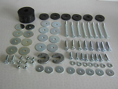 COMPREHENSIVE BODY MOUNT KIT FOR TRIUMPH HERALD OR VITESSE   ALL MODELS