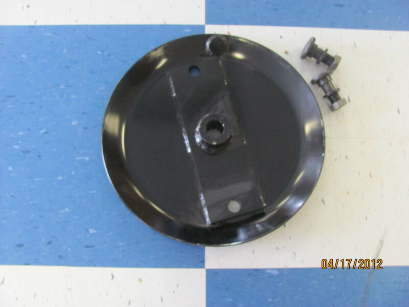 REPLACEMENT ROTARY CUTTER BLADE PAN, 12 SPLINE, 40HP GEARBOX WITH BLADE BOLTS