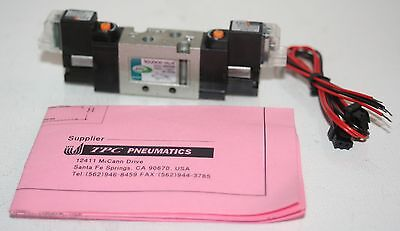 24vdc 10-32 Thread Mini Solenoid Valve Tpc Pneumatics Udv2220 New