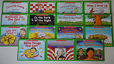 15 Level D Book Lot Easy Leveled Readers Homeschool Kids Kindergarten Grade 1