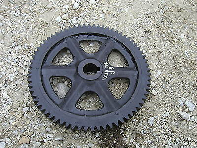 1929 Unstyled John Deere Gp Standard Tractor Jd 1st First Reduction Gear