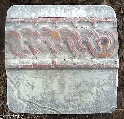 Celtic knot wall decor plaque plastic mold plaster concrete resin reusable mould