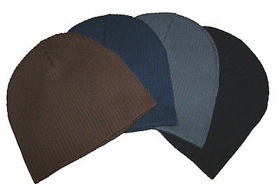 Sportsman - Soft Wide Ribbed Beanie, Knit hat, Choose from 4 Colors - SP1100