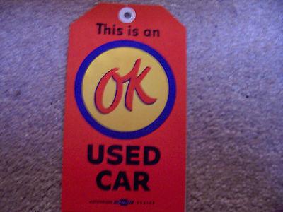 OK  Used Car Chevy, GTO,  Corvette, Chevelle, Camero, Impala, Monte Carlo